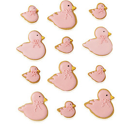 Biscuiteers - Baby Girl Celebration Biscuits