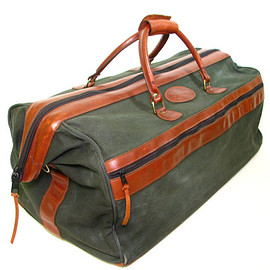 ORVIS - Battenkill Luggage Duffle Bag 80's