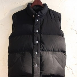 Crescent Down Works - Italian Vest