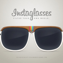 Instagrasses - Instagrasses filter your own world