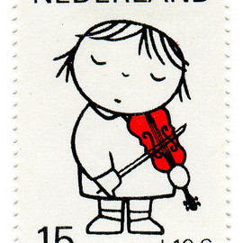 Dick Bruna - 1969 stamp