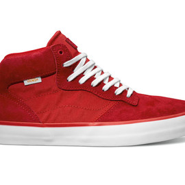 VANS - Vans OTW 2013 Spring Running Red Pack