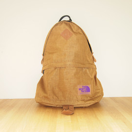 THE NORTH FACE PURPLE LABEL - Original Medium Day Pack BROWN