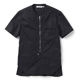 nonnative - LABORER SHIRT SS COTTON TYPEWRITER