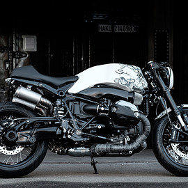 Smokin' Motorcycles - BMW R nineT