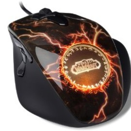 SteelSeries - World Of Warcraft MMO Gaming Mouse Legendary Edition
