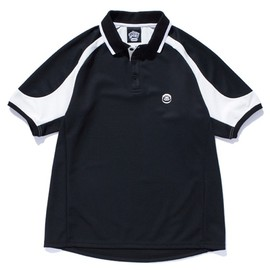 STUSSY SPORT by ONEHUNDRED ATHLETIC - Coolmax® S/S Polo