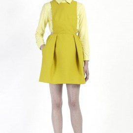 carven - shirt and dress