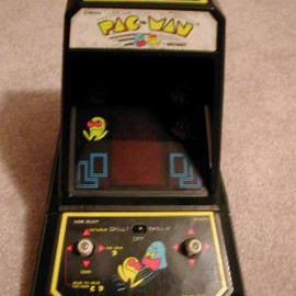 coleco - Pacman LSI Game