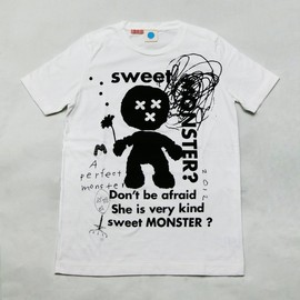 normal - 2012 T-shirts sweet monster