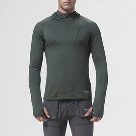 Nike - Gyakusou 4-Way Stretch Half-Zip Men's Running Hoodie