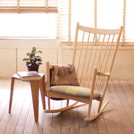 finger marks - Remake Rocking chair