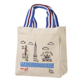 talented - CITY SITE LUNCH TOTE, NEW YORK, MANHATTAN ISLAND