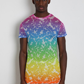Christopher Kane, oki-ni - Exclusive Rainbow Lace T-Shirt