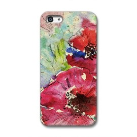 CollaBorn - CollaBorn iPhone5専用スマートフォンケース Floral patterns06 CB-I5-055
