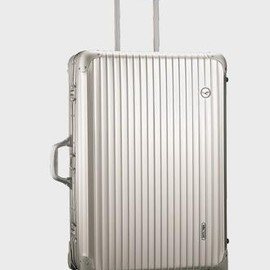 RIMOWA - RIMOWA Lufthansa Alu Collection, Jumbo Trolley XXL 104L