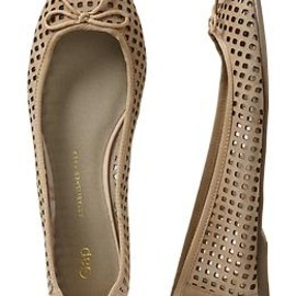 GAP - Perforated ballet flats