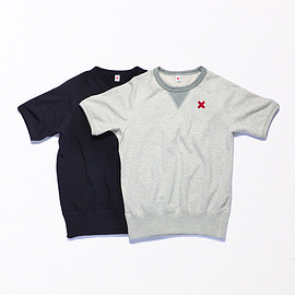 Best Made Company - The 14 oz. Short Sleeve Sweatshirt