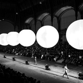 Saint Laurent Paris - Runway, Grand palais, Paris