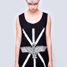LONG CLOTHING - BOY Union Vest