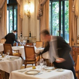 France - LE CINQ, Four Seasons Hotel George V Paris
