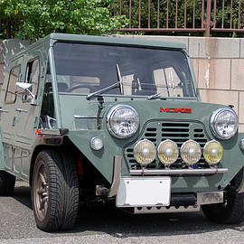 British Motor Corporation - Mini Moke