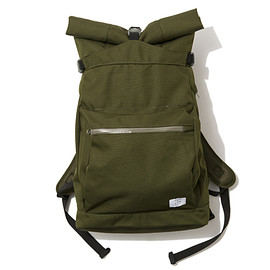 ficouture - [フィクチュール]Rolltop Day Pack