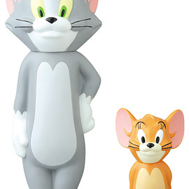 MEDICOM TOY - VCD TOM and JERRY