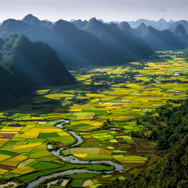Vietnam - Bac son valley