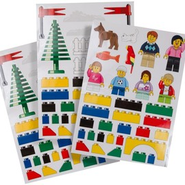 lego - Classic Wall Stickers 850797