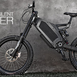 STEALTH - Stealth Electric Bikes- The Bomber