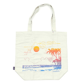 Patagonia - Sunset Isle Market Tote Bag HONOLULU