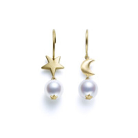 TASAKI×MHT - - my sweet night earrings -