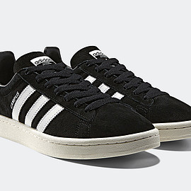 adidas originals - Campus - Core Black/White