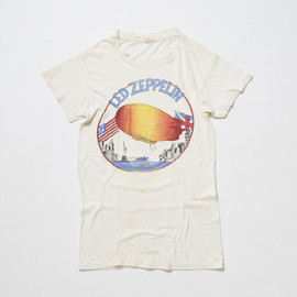 LED ZEPPELIN - Vintage 1975 Tour Tshrit