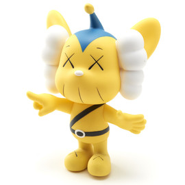 KAWS, MEDICOM TOY - JPP(Japan Police) Figure