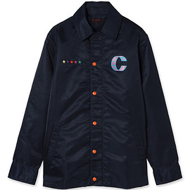 CLOT - OVERSIZED COACH JACKET