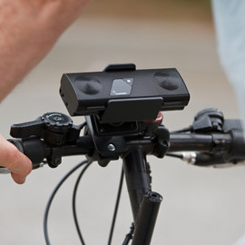 Soundmatters - foxL wireless speaker bike mount