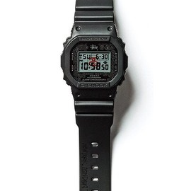 CASIO - Stussy x Casio G Shock   3rd Edition   DW 5000 ST 1 JR