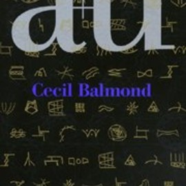 Cecil Balmond―a+u Special Issue