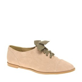 Image 1 of ASOS MADDISON Pretty Tie Brogue