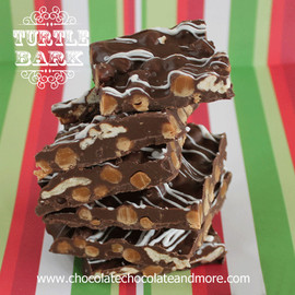 Chocolate Chocolate and More! - Magic Turtle Bark