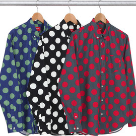Supreme - Big Dot Shirt