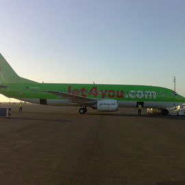 Jet4you - Jet4you Boeing 737-400