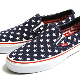 VANS - Slip-On Star Pack