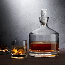 Joe Doucet - Alba whisky decanter