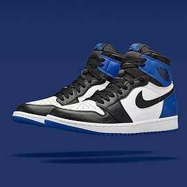 NIKE - FRAGMENT DESIGN × NIKE AIR JORDAN 1 RETRO