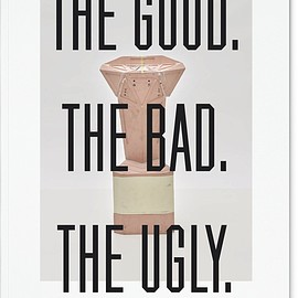 Konstantin Grcic - The Good, the Bad, the Ugly