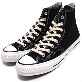 CONVERSE ADDICT - Chuck Taylor Hi Black Color