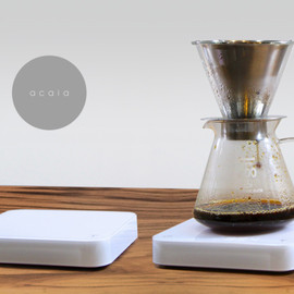 Aaron Takao Fujiki - acaia / Coffee Brewing Scale